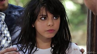 Wild Teen From The Forest - Gina Valentina