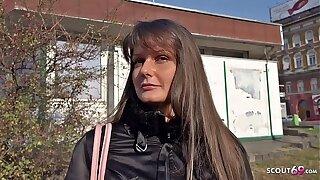 GERMAN SCOUT - ANAL Fuckfest fur Teen Victoria bei echten Casting