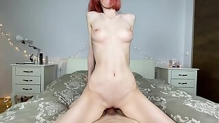 Romped my hot gf and came inside her Point of view - Shinaryen